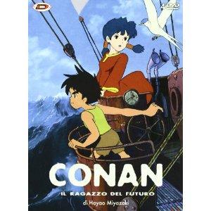 Conan il ragazzo del futurou d dal romanzo di key al cartone